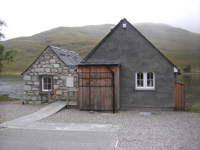 Boathouse Restaurant, Kingairloch