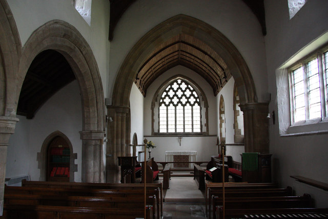 St.Mary's church interior