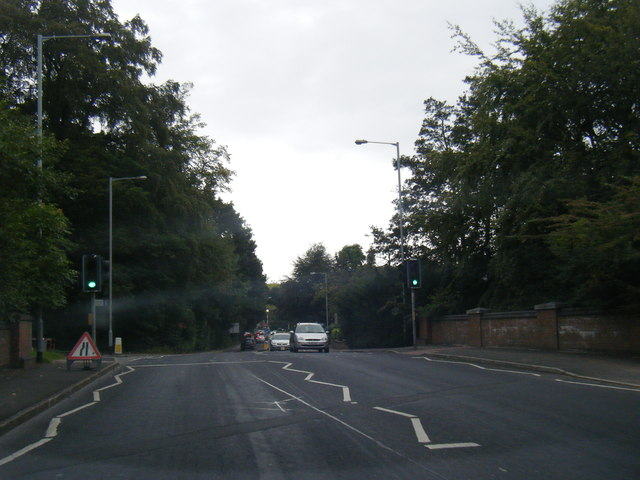 Bridge Lane looking west