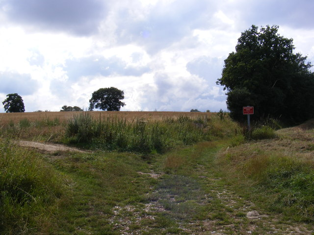 Bridleway to Boot Street
