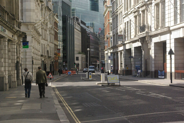 Fenchurch Street, City of London