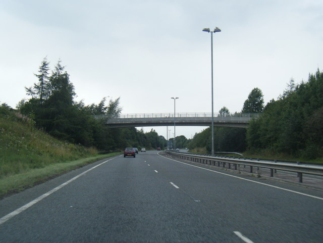Manchester Airport Eastern Link Road