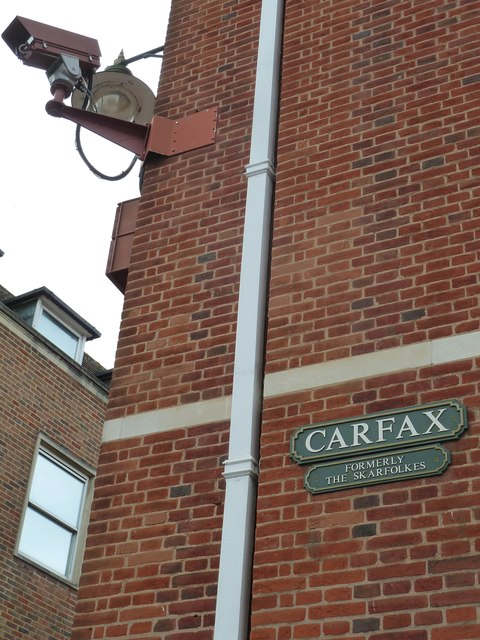 The street formerly known as....
