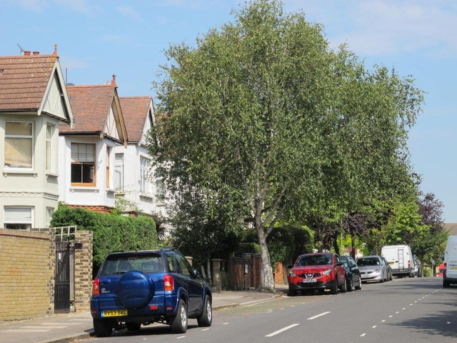 Thorverton Road, NW2