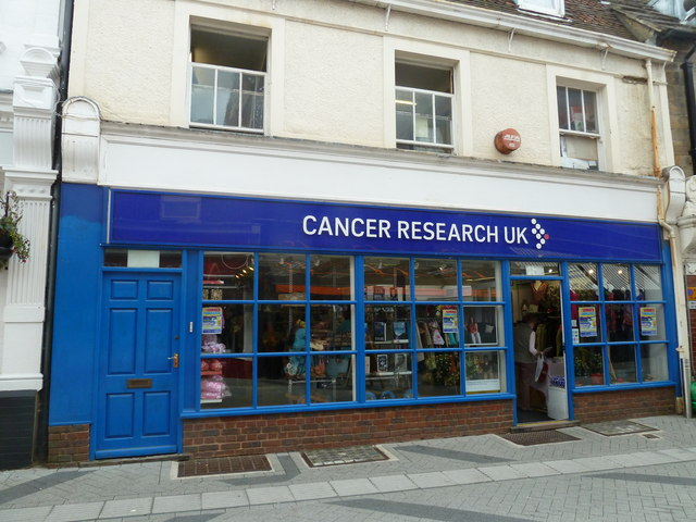 Cancer Research UK, East Street