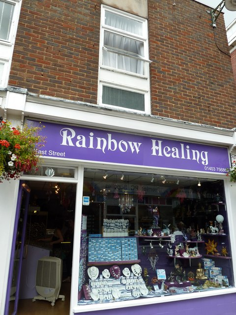 Rainbow Healing, East Street
