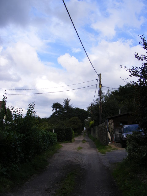 Beacon Lane, Little Bealings