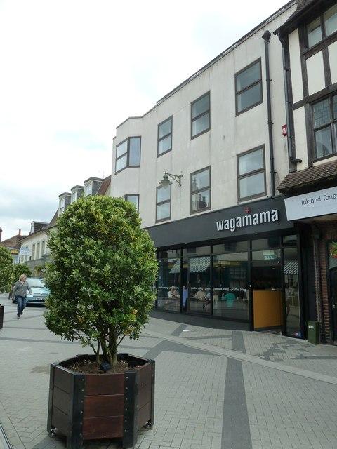 Wagamama, East Street
