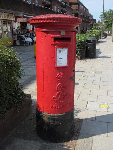 Edward VII postbox, Cricklewood Lane, NW2