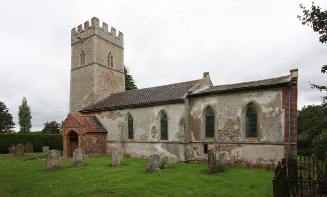 St Michael, Coston