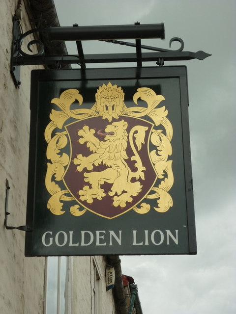 The Golden Lion, Bourne