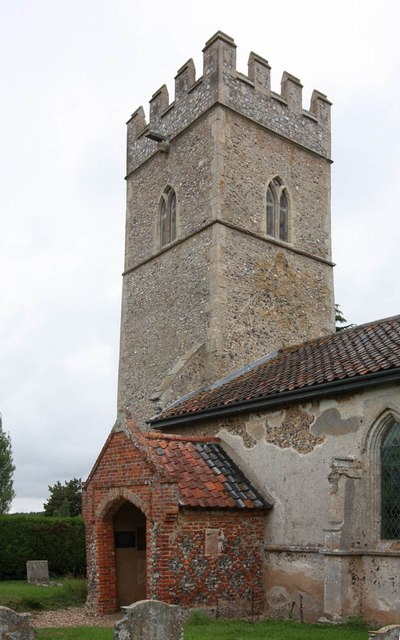 St Michael, Coston - Porch & tower