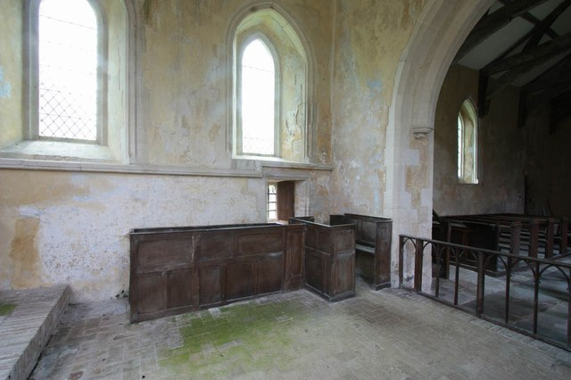 St Michael, Coston - Chancel