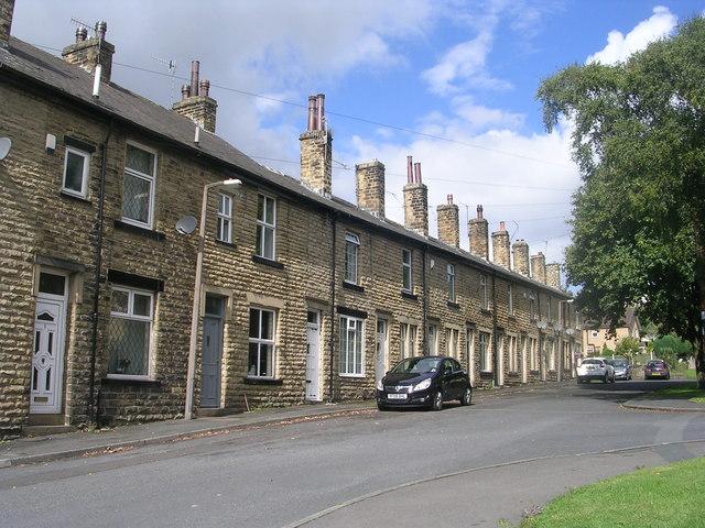 Oakroyd Terrace - Otley Road