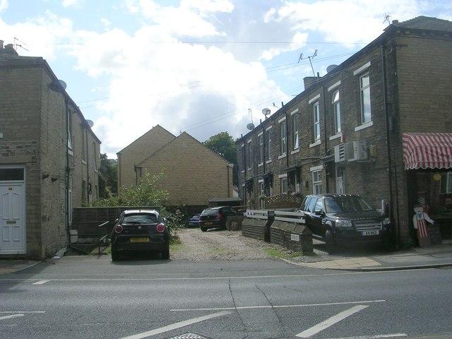 Stone Street - Otley Road