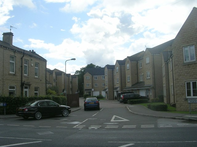 Airedale Place - Otley Road