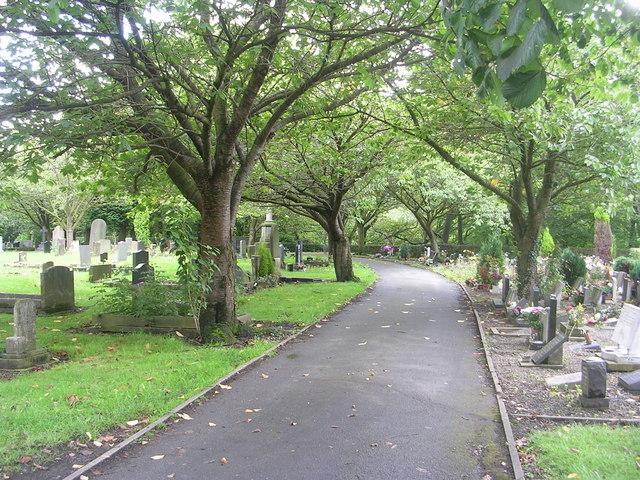 Charlestown Cemetery - Otley Road