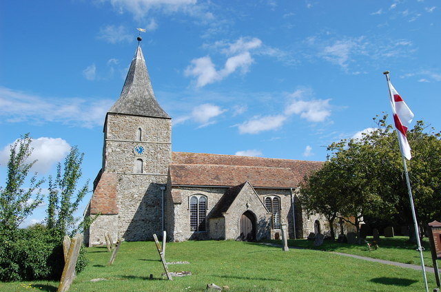 St Mary the Virgin Church, St Mary in the Marsh