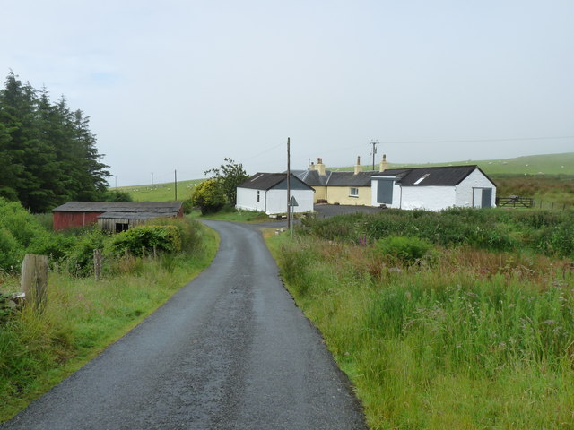 High Craigcaffie