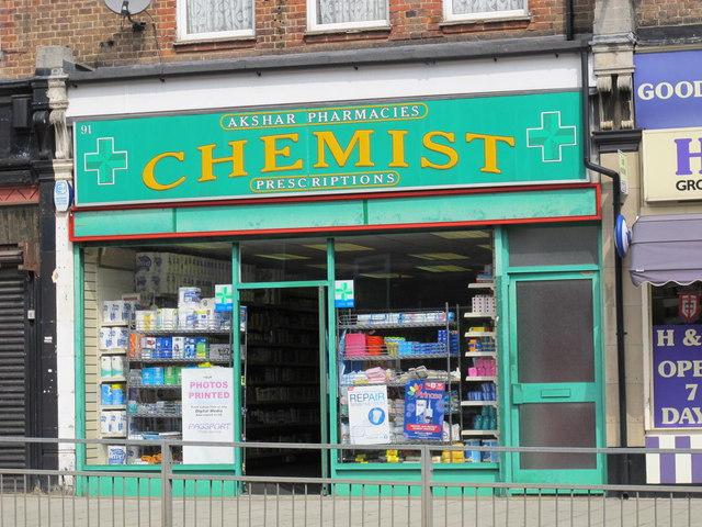 Akshar Pharmacies, Cricklewood Lane, NW2