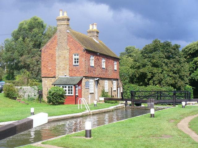 Stoke, Lock Keeper's House