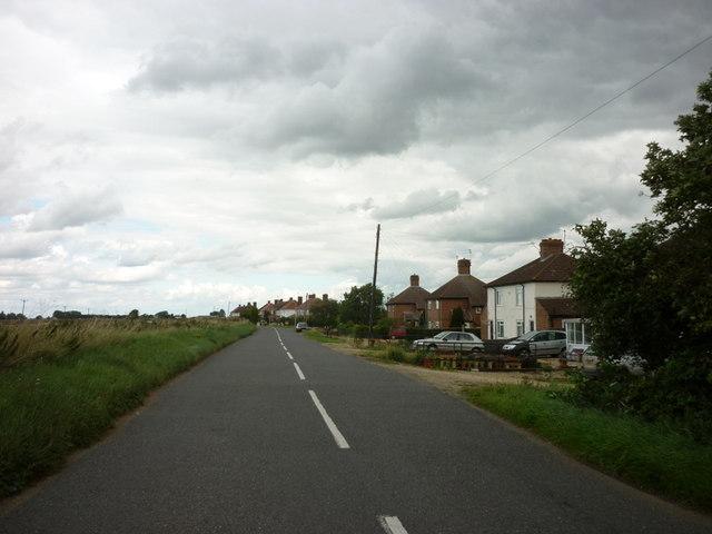 Houses at Tongue End