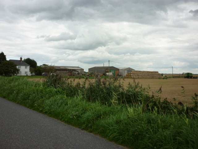 Pepper Hill Farm, north of Tongue End