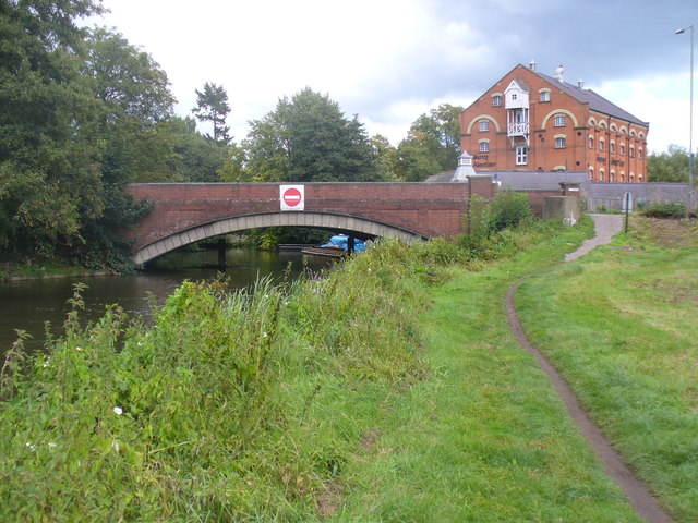 Stoke Bridge and Stoke Mill