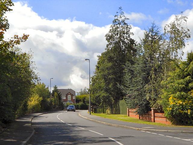 Longwall Avenue