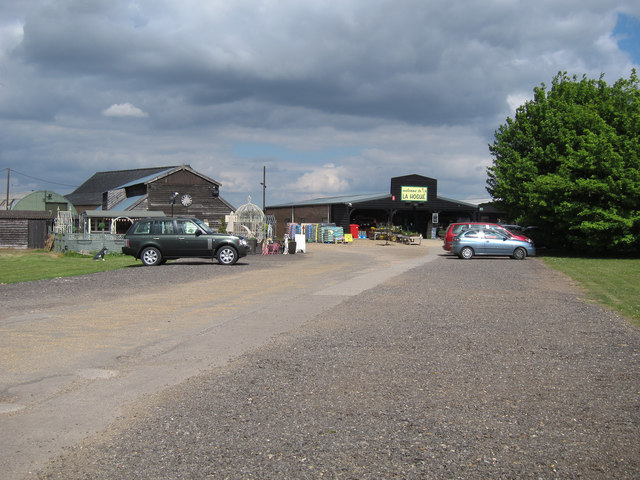 La Hogue farm shop
