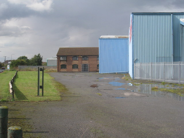 Industrial buildings and warehouses