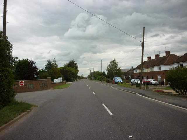 Bourne Road, Pode Hole