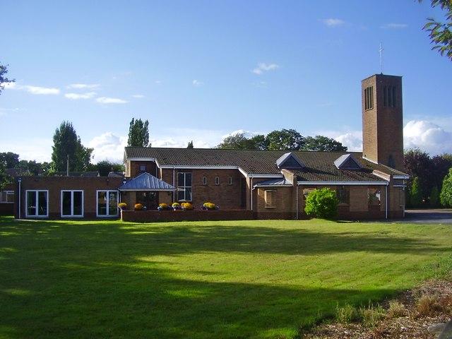 Bilton-Sacred Heart Church