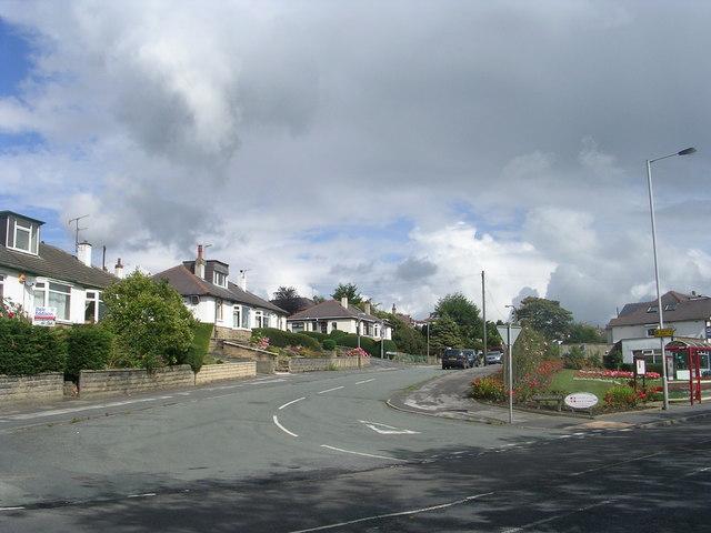 Woodcot Avenue - Otley Road