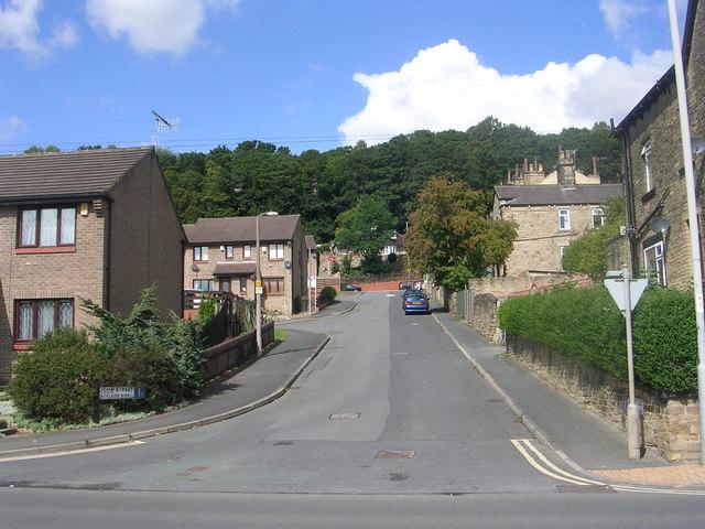 John Street - Otley Road
