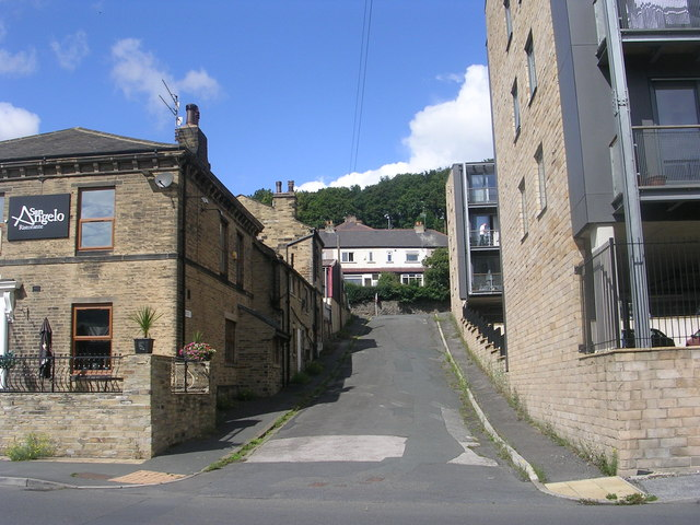Wood Street - Otley Road