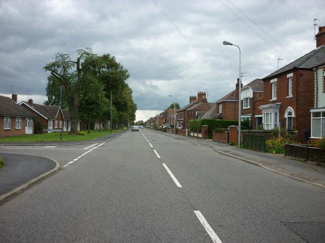 Park Road, Spalding