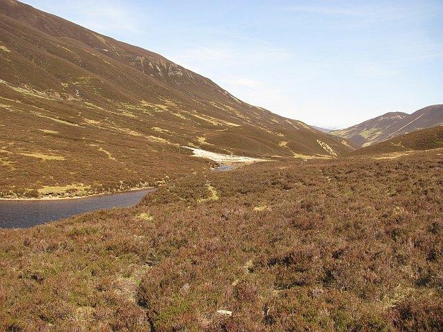 Outflow of Loch Loch