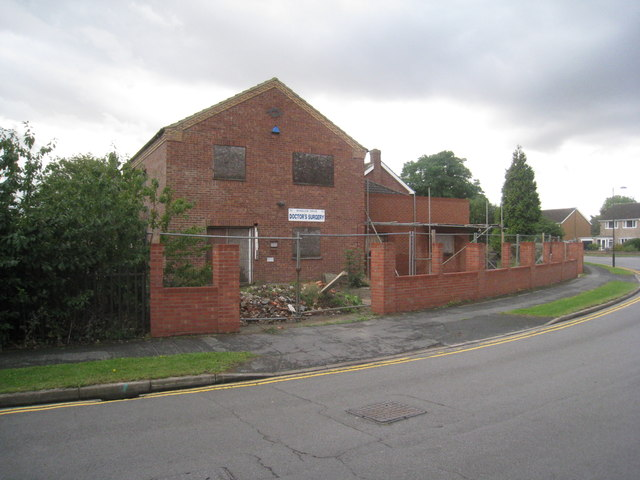 Former surgery, Winslow Drive