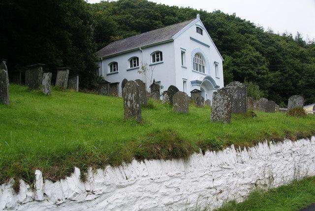 Jabes Chapel, Pontfaen