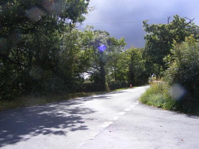 Pedmore Lane Junction