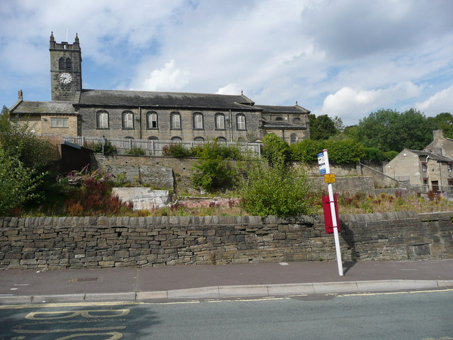 St Mary's Church, Illingworth