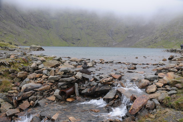 Glaslyn outflow
