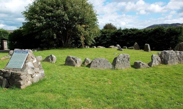 Aviemore Ring Cairn & Stone Circle