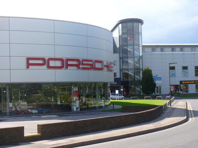 Porsche, Guildford
