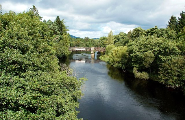 Down The Spey