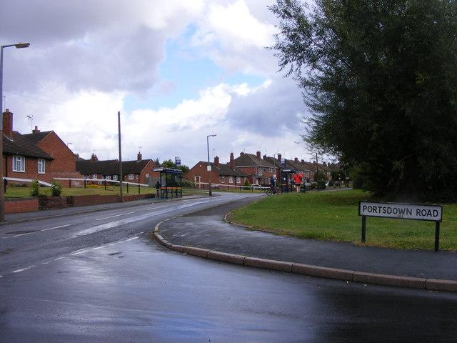 Portsdown Road Junction