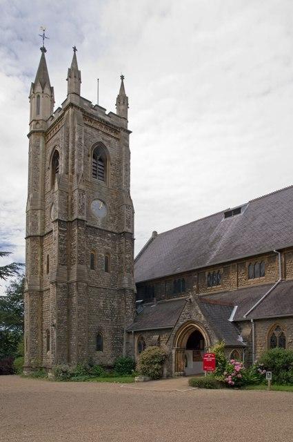 Christ Church, Chislehurst