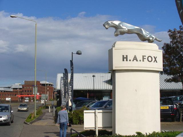 H.A. Fox