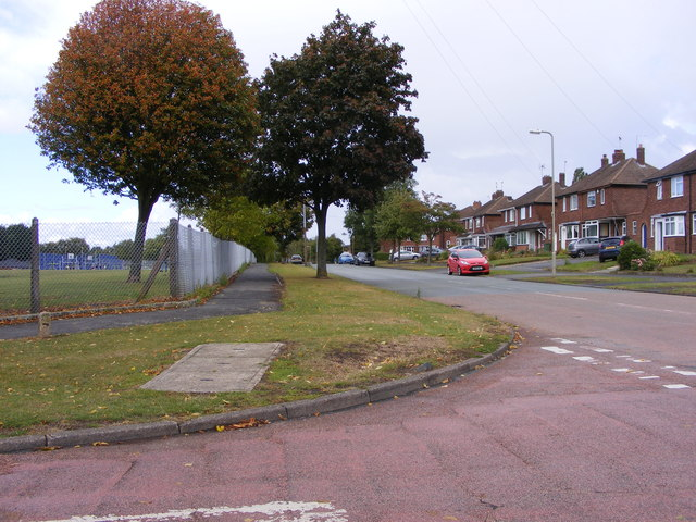 Thornhill Road View